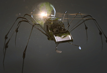 Mechanic Spider