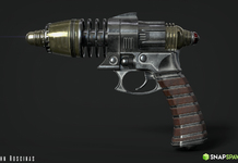 Old School Ray Gun