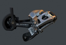 Sram x-0 9 speed rear derailleur